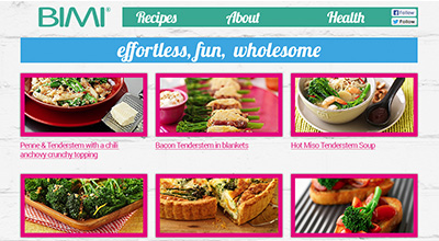 Bimi_Recipes_Page