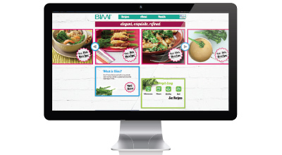 Bimi_WebSite_Design