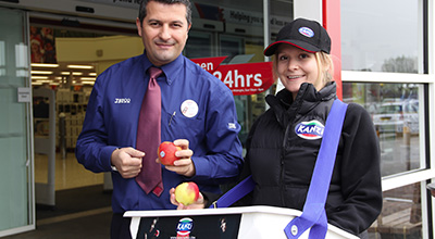 Kanzi_Tesco_Store_Sampling